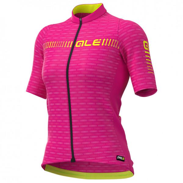 Alé - Women's Green Road Jersey Graphics - Maillot de ciclismo