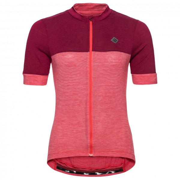 Triple2 - Women's Velozip Nul - Merino Tencel Jersey - Cycling jersey