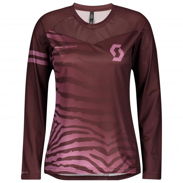 Scott - Women's Trail Shirt Vertic L/S - Fietsshirt