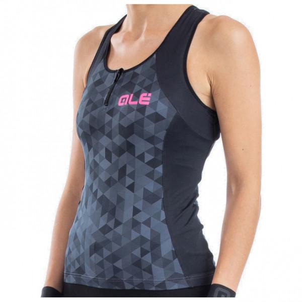 Alé - Women's Triangles Top - Velo Singlet