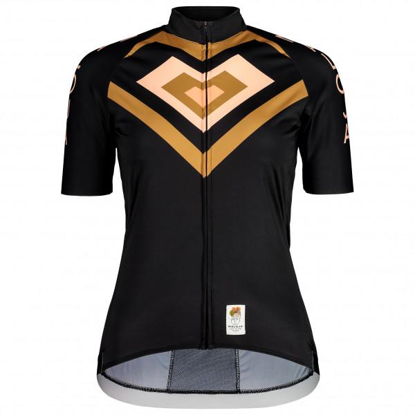 Maloja - Women's GoldpippanM. 1/2 - Cycling jersey
