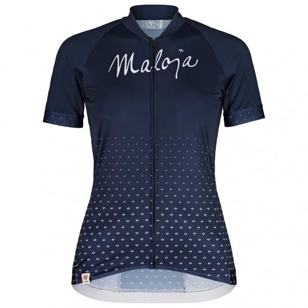 Maloja - Women's HaslmausM. 1/2 - Cycling jersey