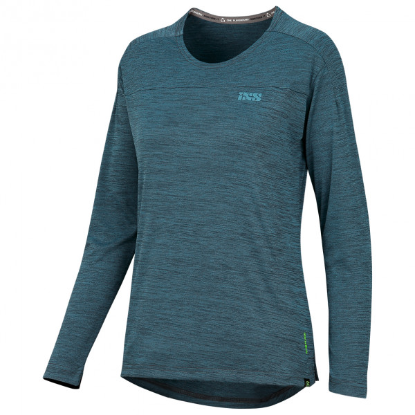 iXS - Flow X Women L/S Jersey - Cycling jersey