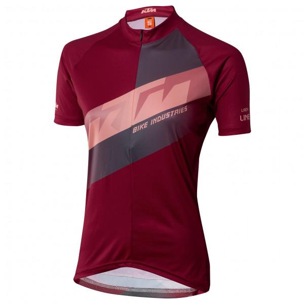 Lady's Line Jersey Shortsleeve - Cycling jersey