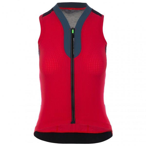 Q36.5 - Women's Jersey sleeveless L1 Pinstripe - Rad Singlet