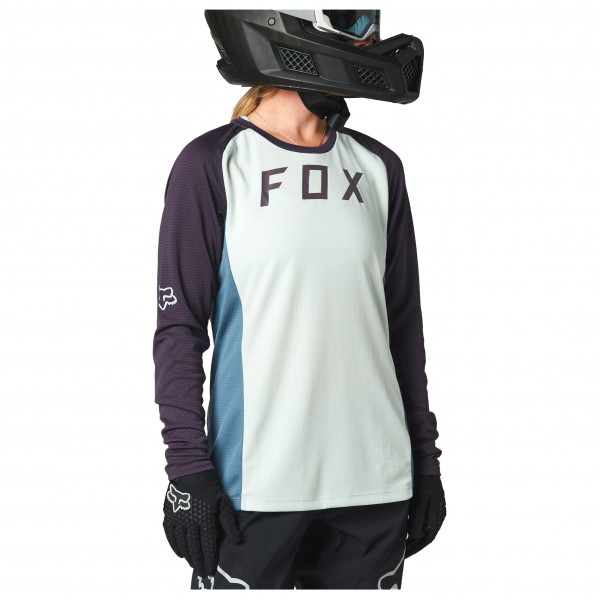 Women's Defend L/S Jersey - Cycling jersey