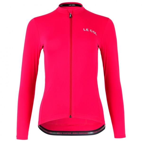 Le Col - Women's Pro L/S Jersey - Cykeltrikå