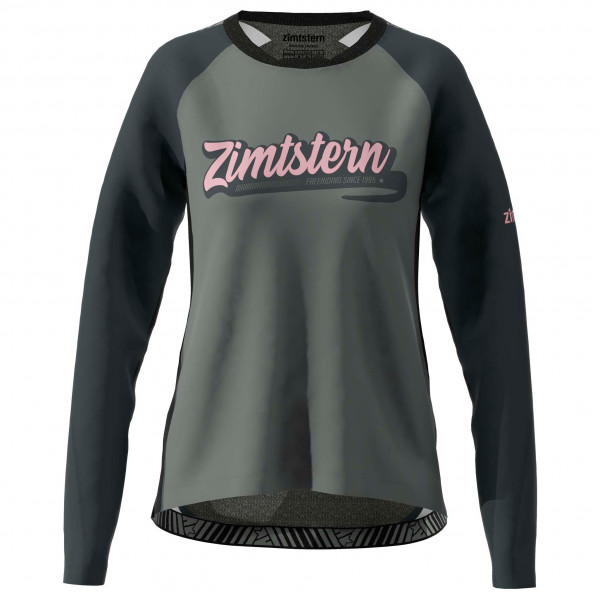 Zimtstern - Women's Protechzonez Shirt L/S - Cycling jersey
