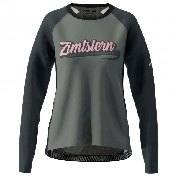 Zimtstern - Women's Protechzonez Shirt L/S - Velotrikot