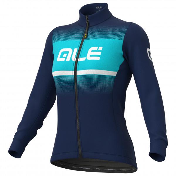 Alé - Women's Solid Blend L/S Jersey - Radtrikot