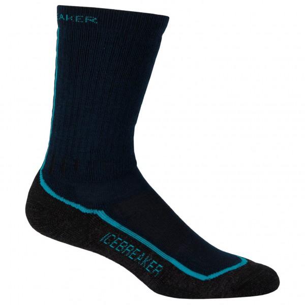 Icebreaker - Women's Hike Mid Crew - Hiking socks