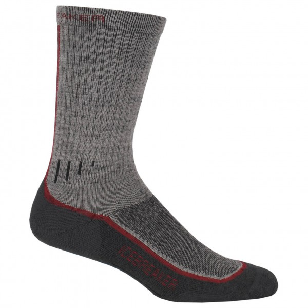 Icebreaker - Hike Mid Crew - Walking socks