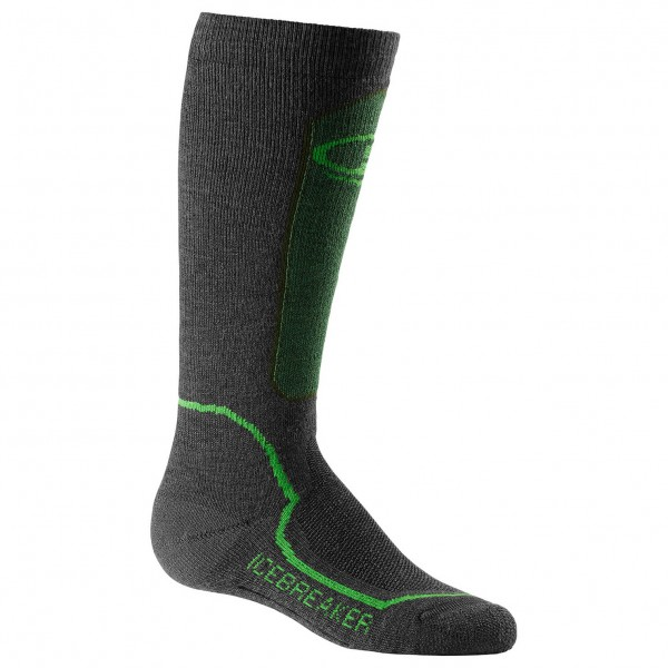 Icebreaker - Kids Snow Mid OTC - Kids' socks