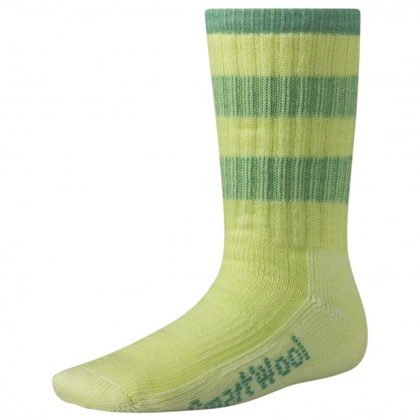 Smartwool - Kids Striped Hiking Medium Crew - Socken
