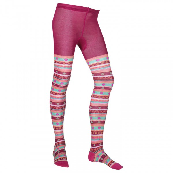Smartwool - Kids Funky Fairisle Tight - Sukkahousut