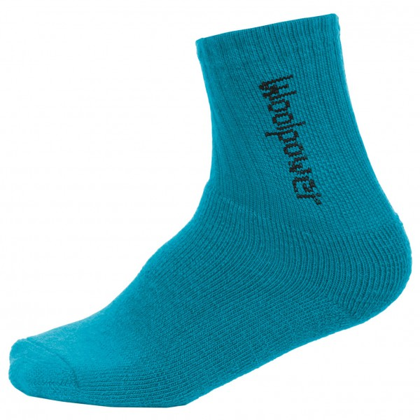 Woolpower - Kids Socks 400 Logo - Multifunktionssocken