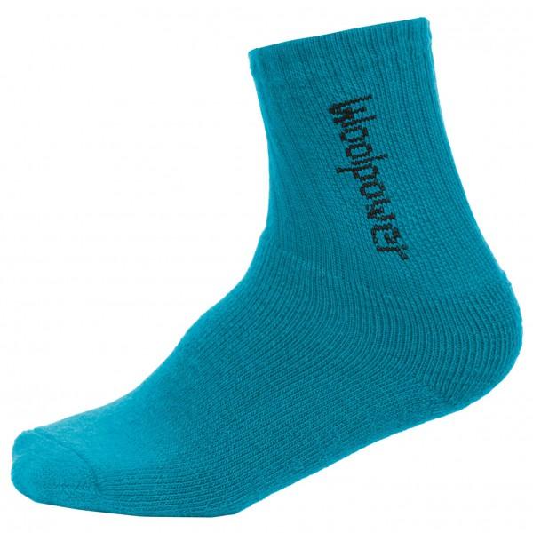 Woolpower - Kids Socks 400 Logo - Multifunktionssockor