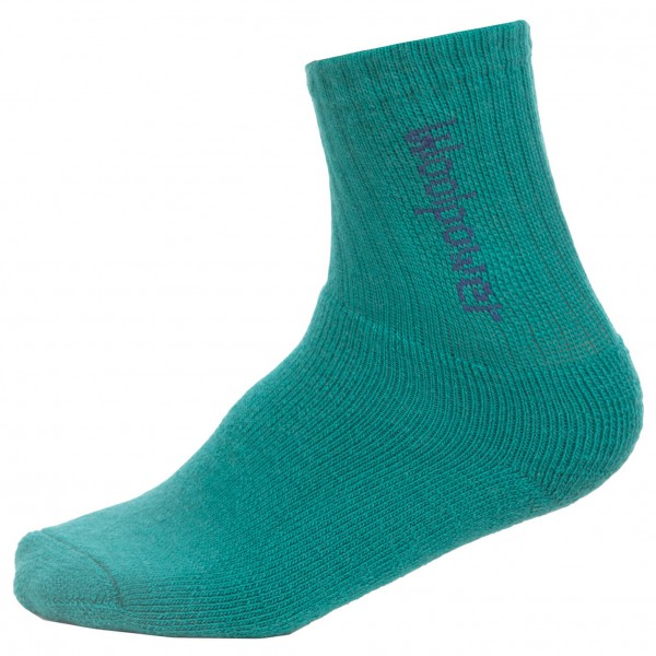 Woolpower - Kids Socks 400 Logo - Sukat