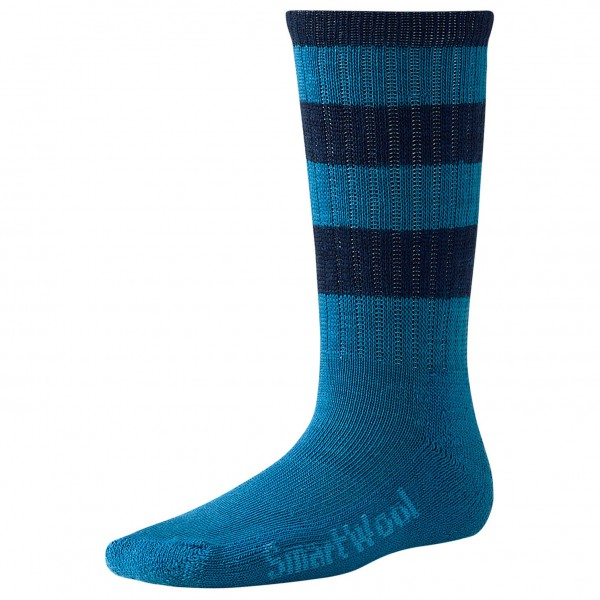 Smartwool - Kid's Striped Hike Light Crew - Sokken