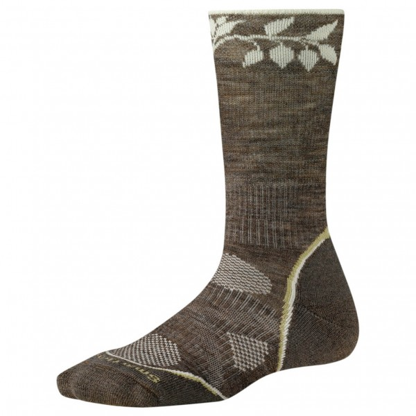 Smartwool - Women's PhD Outdoor Light Crew Pattern - Socks
