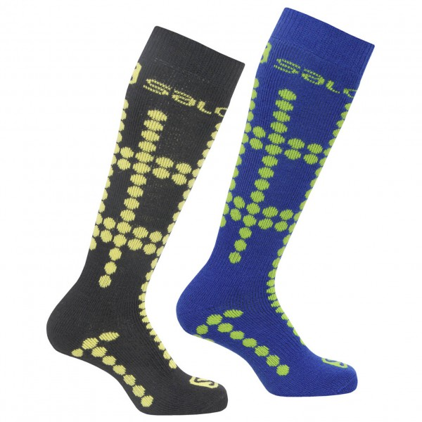 Salomon - Kid's Team Jr. 2 Pack - Ski socks