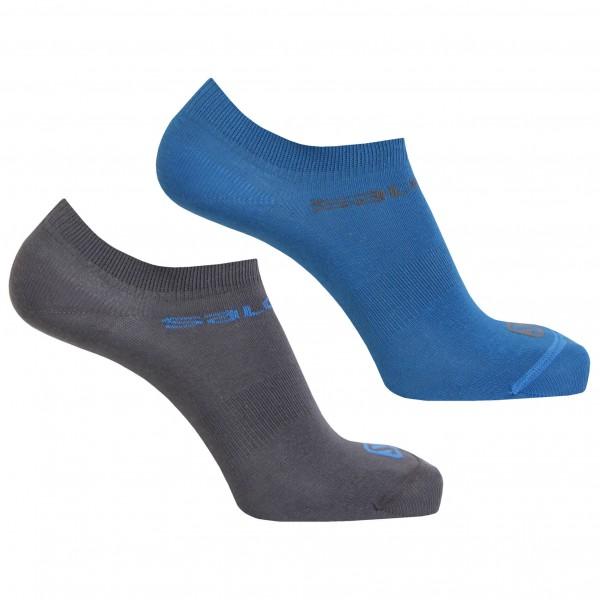 Salomon - Life Low 2 Pack - Multifunctionele sokken