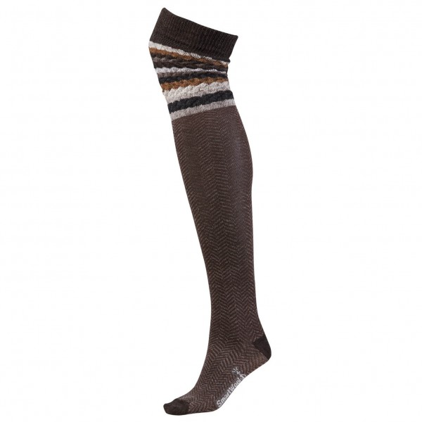 Smartwool - Women's Striped Chevron - Multi-function socks