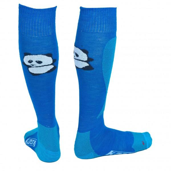 Kask of Sweden - Kid's Panda Socks - Skisocken