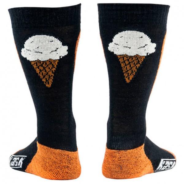 Kask - Kid's Ice Cream Socks - Hiihto- ja laskettelusukat