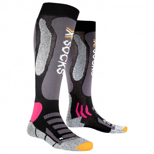 X-Socks - Ski Touring Silver - Hiihto- ja laskettelusukat