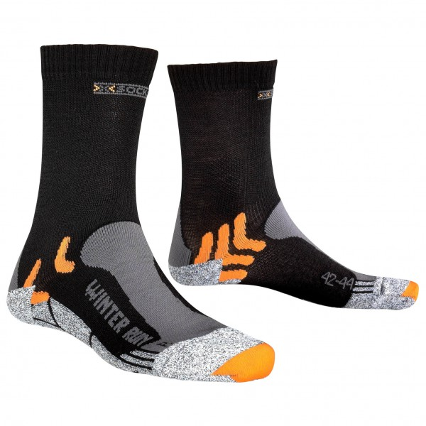 X-Socks - Winter Run - Running socks