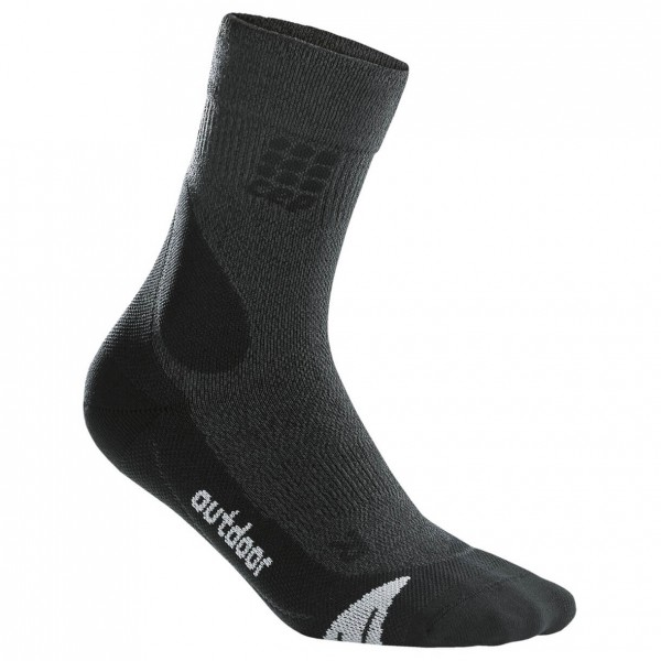 CEP - Women's Outdoor Merino Mid-Cut Socks