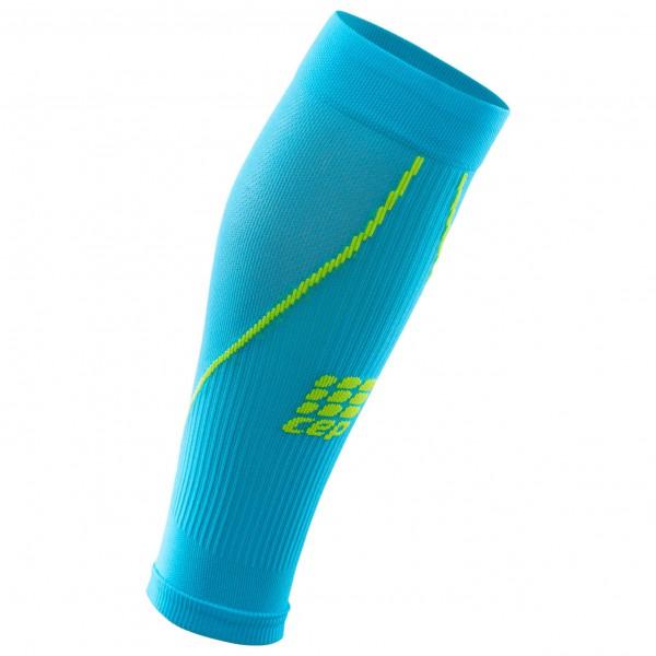 CEP - Calf Sleeves 20 - Kompressionssocken Hawaii Blue / Green