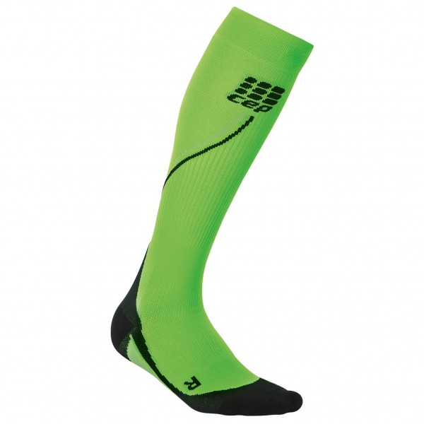 CEP - Women's Night Run Socks 2.0 - Kompressiosukat