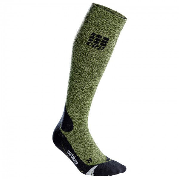CEP - Outdoor Merino Socks - Compression socks
