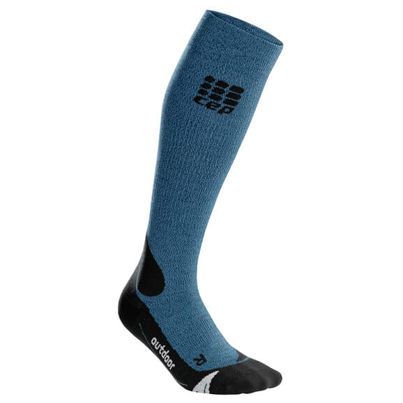 CEP - Outdoor Merino Socks - Kompresjonsstrømper