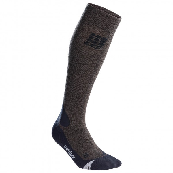 CEP - Women's Outdoor Merino Socks - Kompressionssocken