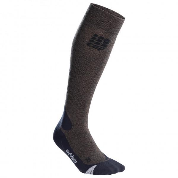 CEP - Women's Outdoor Merino Socks - Kompressiosukat