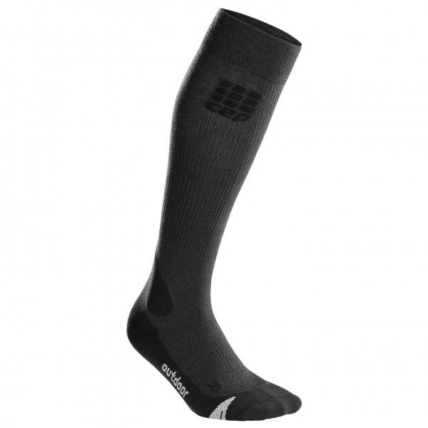 CEP - Women's Outdoor Merino Socks - Kompresjonsstrømper