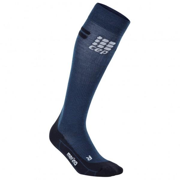 CEP - Women's Run Merino Socks - Compressiesokken