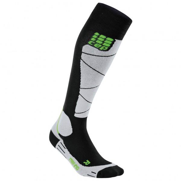 CEP - Women's Ski Merino Socks - Chaussettes de compression