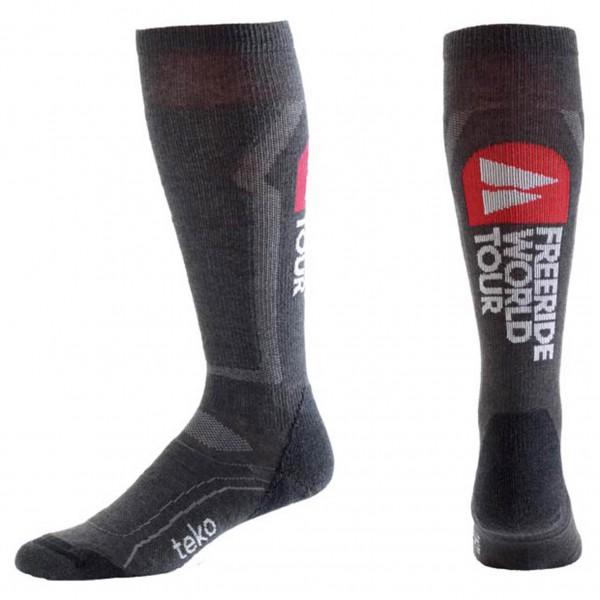 Teko - SIN3RGI Ultralight FWT Ski Pro - Ski socks