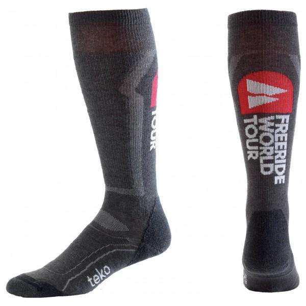 Teko - SIN3RGI Light FWT Ski - Ski socks