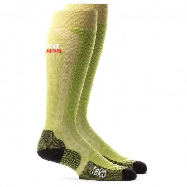 Teko - SIN3RGI Light Ski 2 Pack - Ski socks