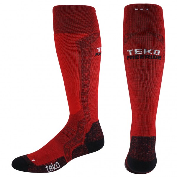 Teko - Medium Ski 2 Pack - Ski socks