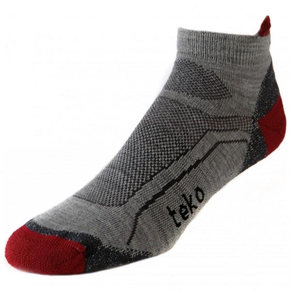 Teko - Organic SIN3RGI Light Low - Sports socks