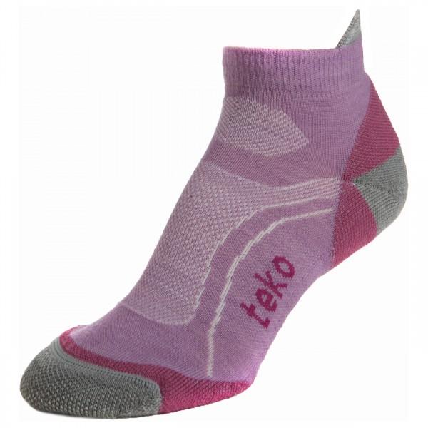 Teko - Women's Organic SIN3RGI Light Low - Sports socks