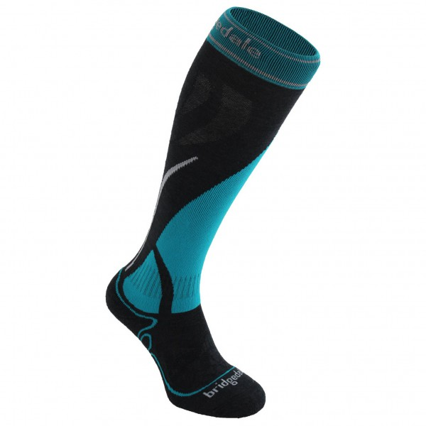 Bridgedale - Women's Vertige Mid MF - Ski socks