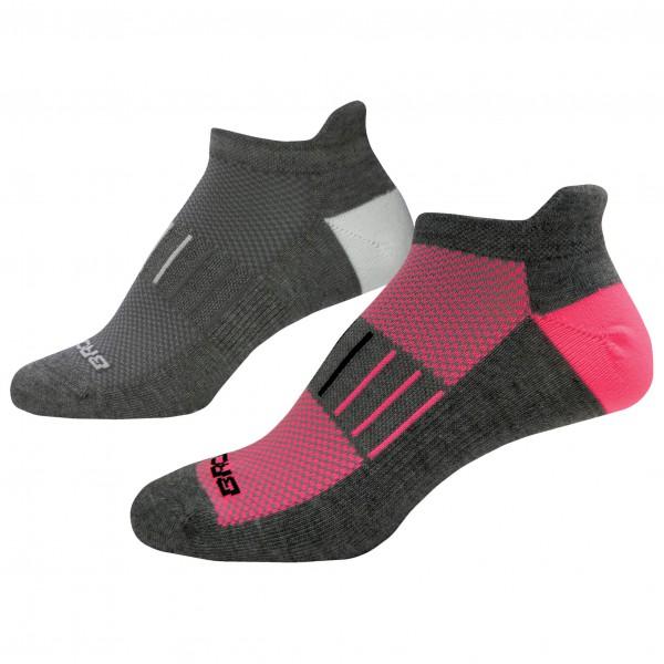 Brooks England - Essential Low Cut Tab Lite - Running socks
