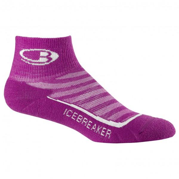 Icebreaker - Women's Run+ Mini Light - Juoksusukat
